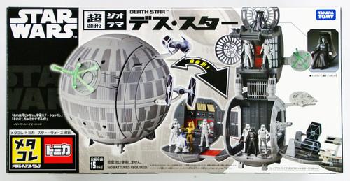 Tomy Tomica Metakore Disney Star Wars Superdeformed Diorama Death Star (821434)