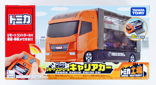 Tomy Tomica Remote Control Carrier Car 829065