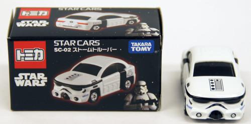 Tomy Tomica SC-02 Disney Star Wars Star Cars Stormtrooper (4904810831310)