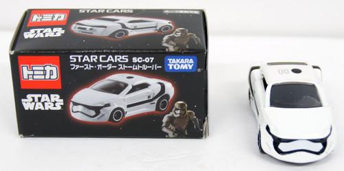Tomy Tomica SC-07 Disney Star Wars Star Cars First Order Stormtrooper (841906)