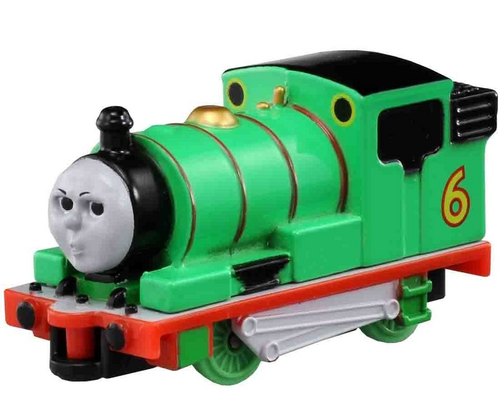 Tomy Tomica Thomas The Tank Engine 07 Percy 809043