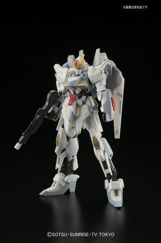 Bandai HG Build Fighters 051 LUNAGAZER GUNDAM 1/144 scale kit