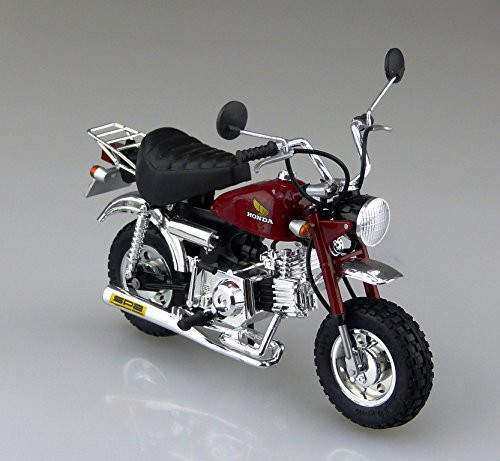 Aoshima 52228 Bike 24 Honda MONKEY Custom Takegawa Ver.2 1/12 scale kit
