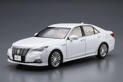 Aoshima 50804 The Model Car 21 Toyota GRS210/AWS210 Crown Loyalsaloon G '15 1/24 scale kit
