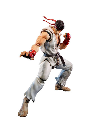Bandai 051930 S.H. Figuarts Ryu from Street Fighter non-scale Figure