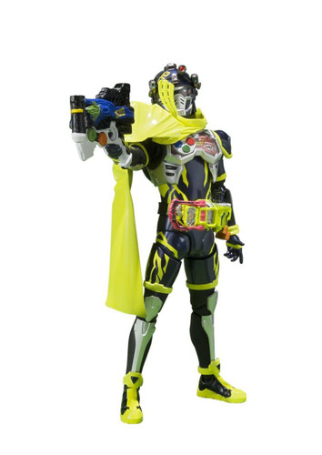 Bandai 128793 S.H. Figuarts Kamen Masked Rider Ex-Aid Snipe Shooting Gamer Level 2 non-scale Figure