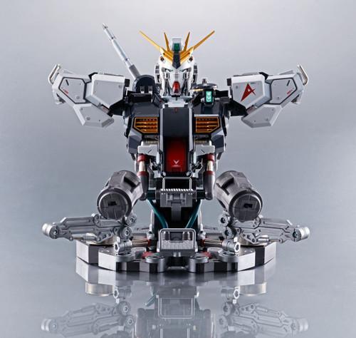 Bandai 128885 FORMANIA EX Nu Gundam Action Figure