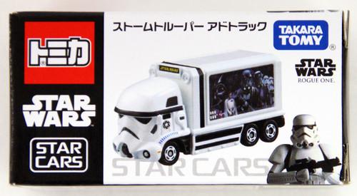 Tomy Tomica Disney Star Wars Star Cars Storm Trooper Ad Truck (4904810867425)