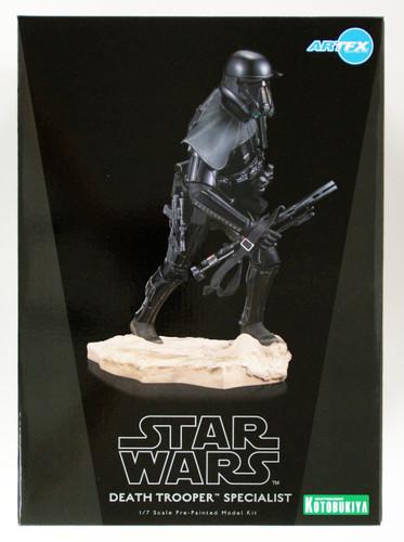 Kotobukiya SW116 Star Wars ARTFX Death Trooper Specialist PVC 1/7 Scale