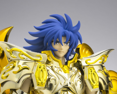 Bandai 128502 Saint Seiya Saint Cloth Myth EX Gemini Saga (God Cloth) 180mm Figure