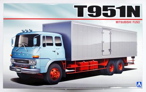 Aoshima 52044 Mitsubishi Huso T951N 1/32 scale kit