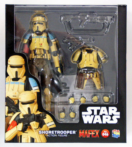 Medicom MAFEX 046 Star Wars Shoretrooper Figure 4530956470467