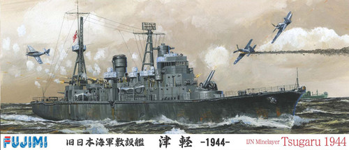 Fujimi TOKU-27 IJN Minelayer Tsugaru 1944 1/700 Scale Kit