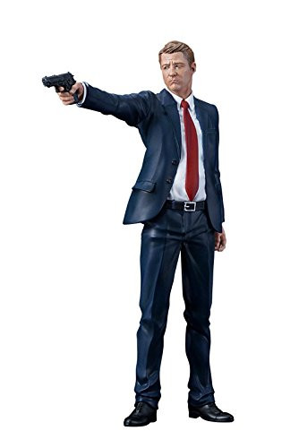 Kotobukiya SV186 ARTFX+ James Jim Gordon Gotham TV Series Ver. 1/10 Scale Figure
