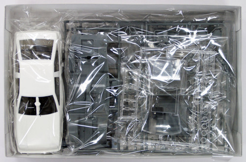 Fujimi ISD-19 Initial D Trueno AE86 Takumi 1/24 Scale Kit