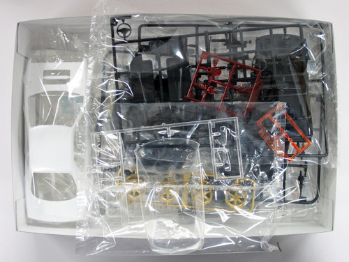 Aoshima 53041 Top Secret BNR34 Skyline GT-R '02 (NISSAN) 1/24 scale kit