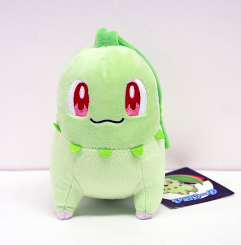 Pokemon Center Original Plush Doll Chikorita 205342