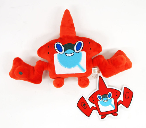 Pokemon Center Original Plush Doll Pokevision-Rotom 204345