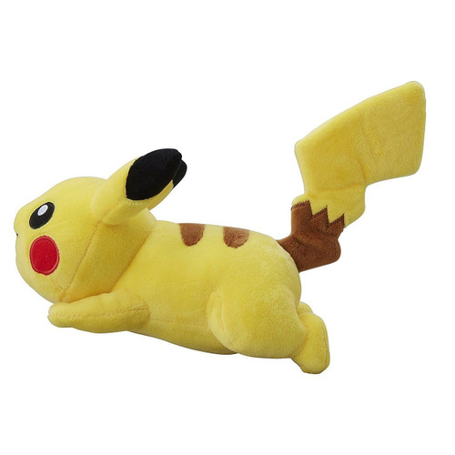 Pokemon Center Original Plush Doll Running Pikachu 203188