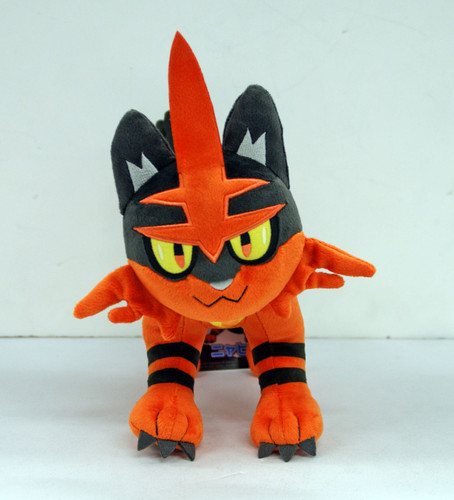 Pokemon Center Original Plush Doll Torracat (Nyaheat)