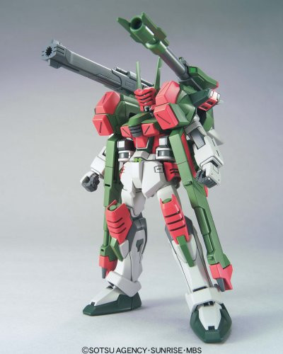 Bandai 450746 HG Gundam Seed GAT-X103AP Verde Buster Gundam 1/144 scale Kit