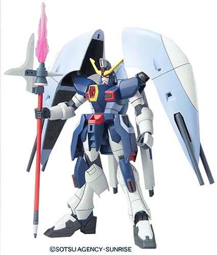 Bandai 339171 HG Gundam Seed ZGMF-X31S Abyss Gundam 1/144 Scale Kit