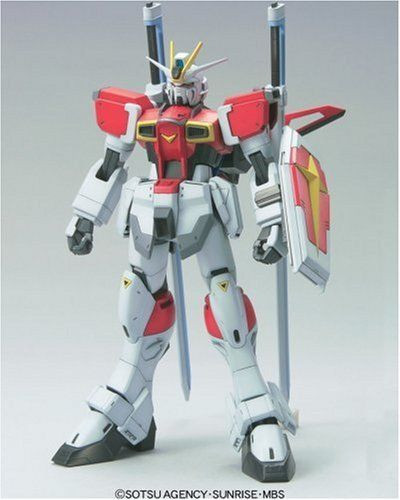 Bandai 321312 HG Gundam Seed Destiny Sword Impulse Gundam 1/100 Scale Kit