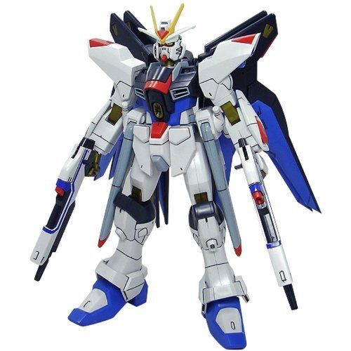 Bandai 341525 HG Gundam Seed Destiny Strike Freedom Gundam 1/100 Scale Kit