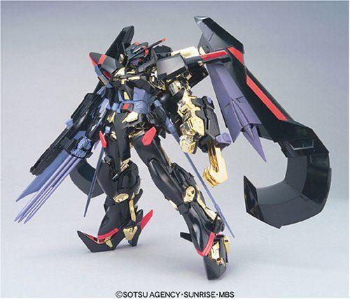 Bandai 450715 HG Gundam Seed Destiny Gundam Astray Gold Frame Amatsu 1/100 Scale Kit