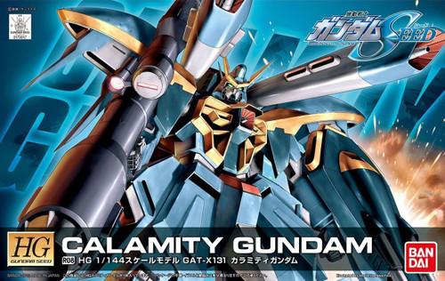Bandai R08 Calamity Gundam (HG Gundam Seed) 1/144 Scale Kit