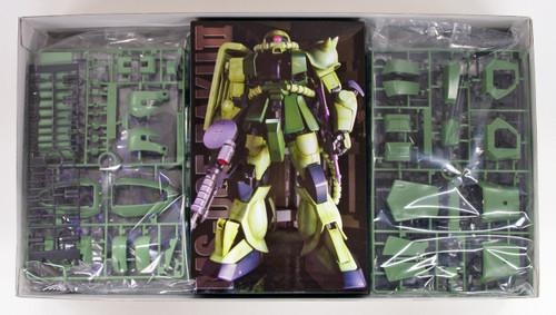 Bandai PG 723617 GUNDAM MS-06F ZAKU II 1/60 scale kit