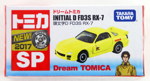 Tomy Dream Tomica Initial D FD3S RX-7 856528