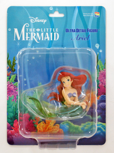 Medicom UDF-352 Ultra Detail Figure Ariel (Disney's The Little Mermaid)