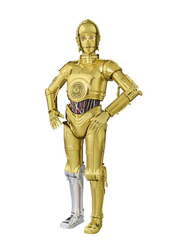 Bandai S.H. Figuarts Star Wars C-3PO (A NEW HOPE) Figure