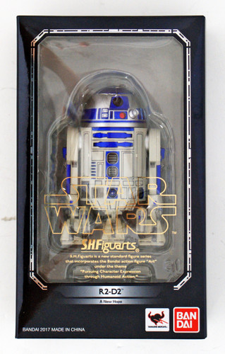 Bandai S.H. Figuarts Star Wars R2-D2 (A NEW HOPE) Figure