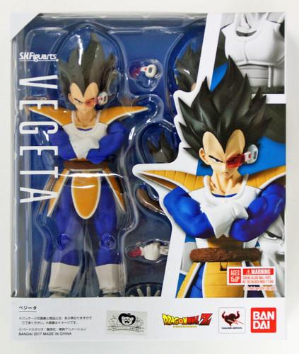 Bandai S.H. Figuarts Dragon Ball Z Vegeta Action Figure