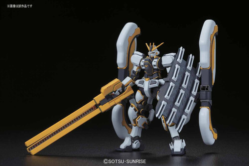 Bandai HG RX-78AL ATLAS Gundam (Thunderbolt Version) 1/144 Scale Kit 156345