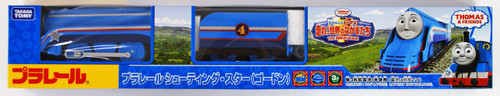 Takara Tomy Pla-Rail Plarail Shooting Star Gordon 876908