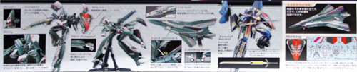 Bandai 121831 Macross Delta  Sv-262Ba Draken III (Bogue Con-Vaart Use) 1/72 Scale kit