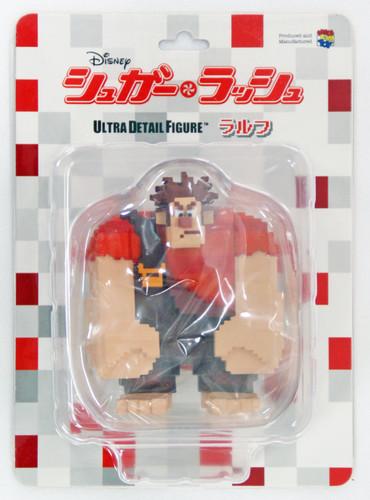 Medicom UDF-260 Ultra Detail Figure Disney Series 5 Ralph (Wreck-it Ralph)