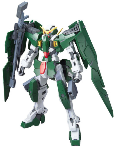 Bandai Gundam OO GN-002 Gundam DYNAMES 1/100 Scale Kit