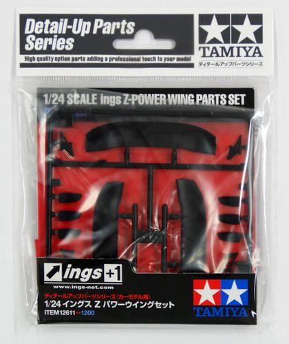 Tamiya 12611 ings Z-Power Wing Parts Set 1/24 Scale Kit