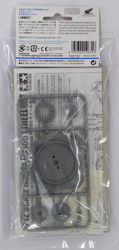 Tamiya 12631 Honda RC166 Wheel Set 1/12 Scale Kit