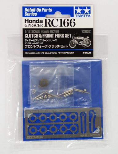 Tamiya 12632 Honda RC166 Clutch & Front Fork Set 1/12 Scale Kit