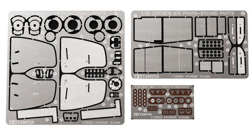 Tamiya 12635 Lotus Type 79 1978 Photo-Etched Parts Set 1/20 Scale Kit