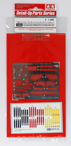 Tamiya 12652 Enzo Ferrari PE Parts Photo-Etched Parts 1/24 Scale Kit