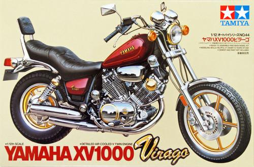 Tamiya 14044 Yamaha XV1000 Virago 1/12 Scale Kit