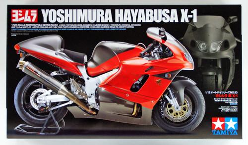 Tamiya 14093 Yoshimura Hayabusa X-1 1/12 Scale Kit