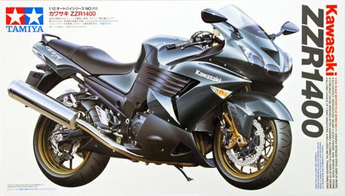 Tamiya 14111 Kawasaki ZZR 1400 1/12 Scale Kit