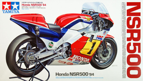 Tamiya 14121 Honda NSR500 '84 1/12 Scale Kit